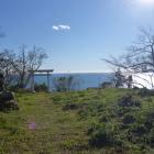 南側は一面海の絶景