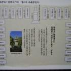 薩摩義士墓碑配列図