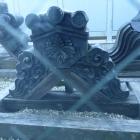 桑名城鬼瓦(桑名市博物館)