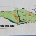 梶谷城俯瞰図