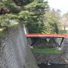 廊下橋を望む