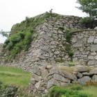 天守台東側石垣