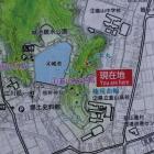韮山城周辺地図
