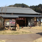 蛭ヶ小島の茶屋