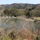 城の西側に広がる城池