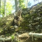 水の手下の大石垣