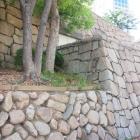 花隈公園。推定本丸跡。