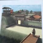 二郭 北側虎口イメージ図