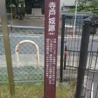 例慶公園の杭