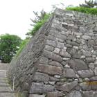 表門跡石垣