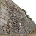 二の丸三階櫓石垣