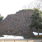 丑寅櫓跡石垣