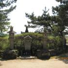 清水宗治公のお墓