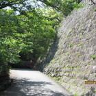 松の丸跡南側石垣