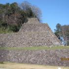 辰巳櫓跡石垣
