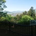 名胡桃城方向(パノラマ撮影)