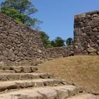 北の門の石垣