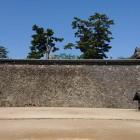 太鼓櫓、中櫓と石垣