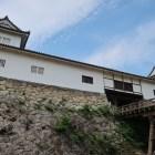 天秤櫓と廊下橋