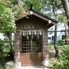 八幡宮内の福島城を冠するお社