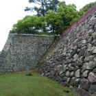 小早川期の石垣