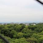 天守から北の三方ヶ原古戦場方面の風景