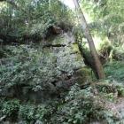 秀次館の石垣