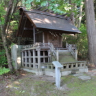 松ノ丸の九戸政実神社