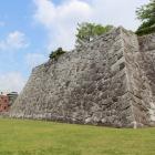 腰曲輪南西の石垣