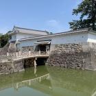 住吉橋と水堀