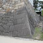 伏見櫓算木積石垣3石列