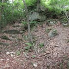 中の丸櫓台石垣
