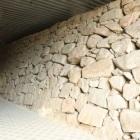 二の丸鍛冶曲輪石垣