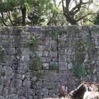 本丸北側櫓跡