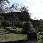 松の丸西側門跡