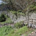 鐘の丸西側石垣