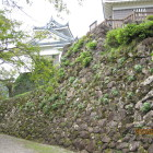 本丸石垣東側