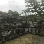 北出丸門裏の石垣