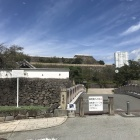 遊亀橋から本丸