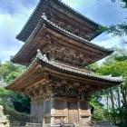 総見寺三重塔