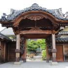 砦跡の光明禅寺