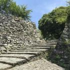 一の門下石垣
