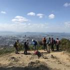 博多湾を見下ろ眺望、人気コースの理由です