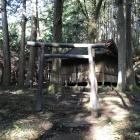 居館跡(穂積神社)