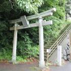 神社参道階段