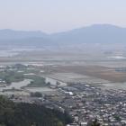 西の湖・安土山・繖山