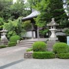 龍福寺山門(館碑と解説あり)