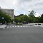 山口県庁前