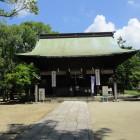 篠山神社幣殿(ー人ー)
