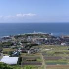 野島埼灯台(房総半島の先っぽです)